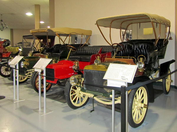 "From the Larry Porter Trust, a 1904 Model B in the forefront of the extensive ""Alphabet Ford Collection""."