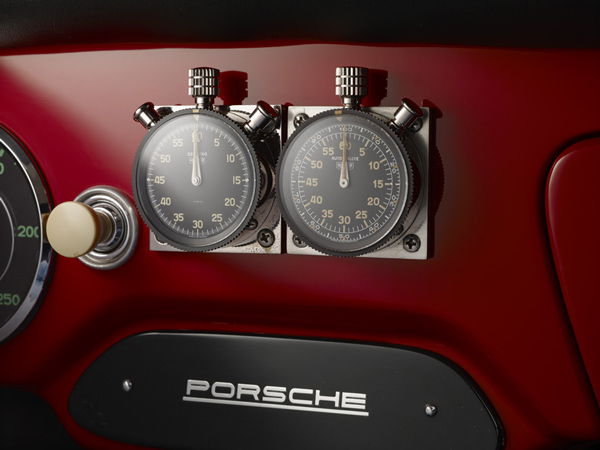 Michael Furman Photography - Porsche 356 dashboard