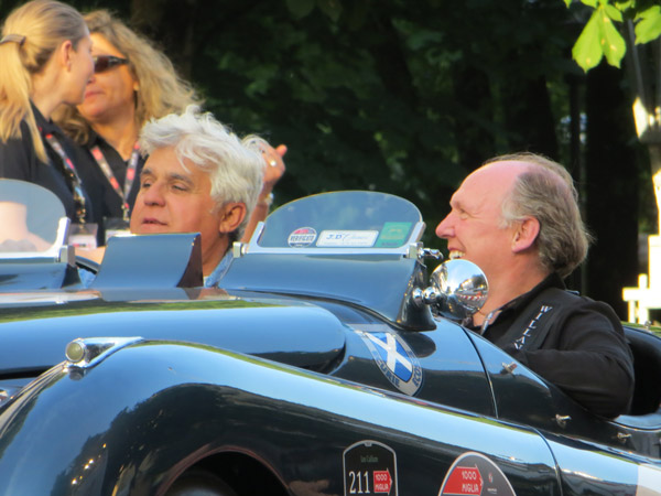 The Mille Miglia by Sandy Cotterman