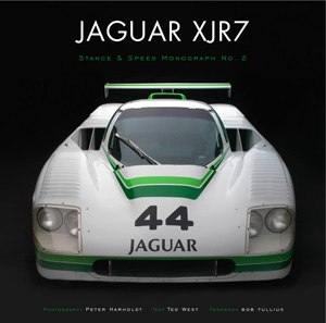 Jaguar XJR7 by Ted West / photos by Peter Harholdt