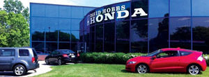 David Hobbs Honda Dealership