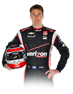 Will Power for Team Penske