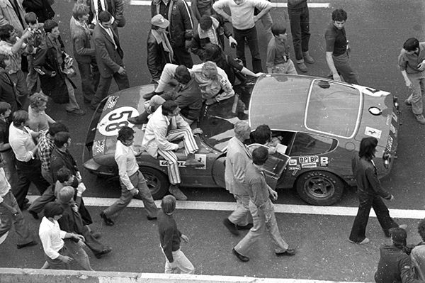 Le Mans 1971 - Photo by Michael Keyser
