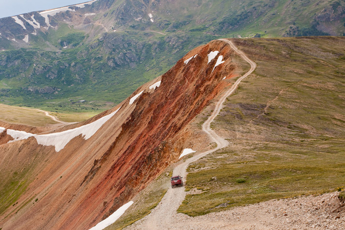 Red Cone Pass