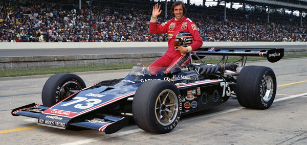 DAvid Hobbs at Indy