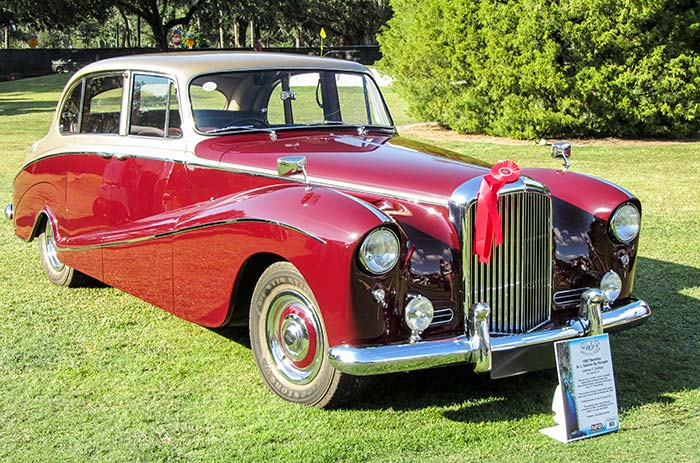 1957 Bentley S-1 Saloon