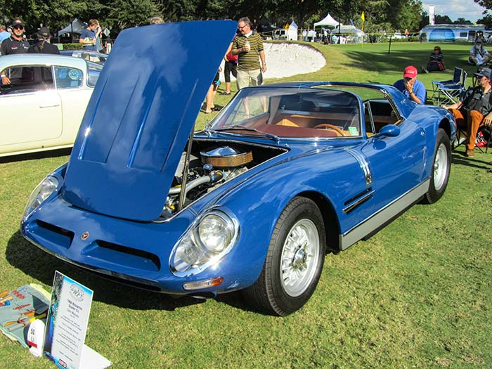 1968 Bizzarrini Spyder S.I. Targa