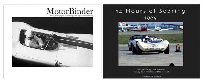 Troy Spencer, MotorBinder, and Harry Hurst, 12 Hours of Sebring