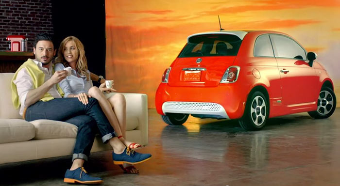 Fiat Environmentally Sexy video still