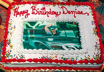 Happy 88th Birthday, Denise McCluggage!
