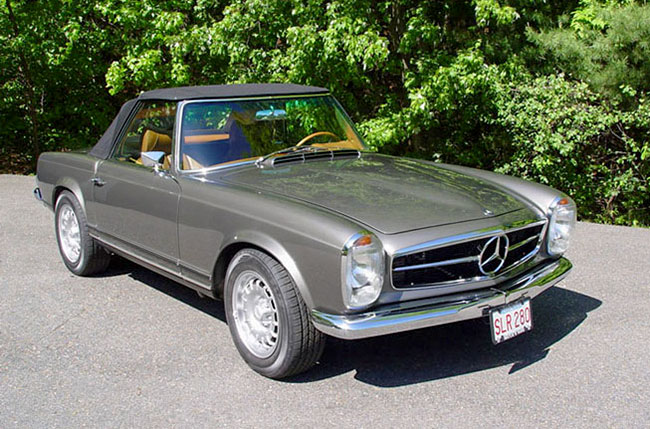 Hatch and Sons Mercedes W113 Pagoda SL