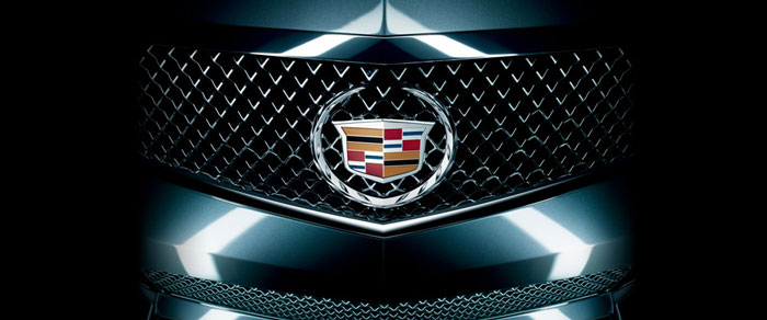 Cadillac CTS exterior grill
