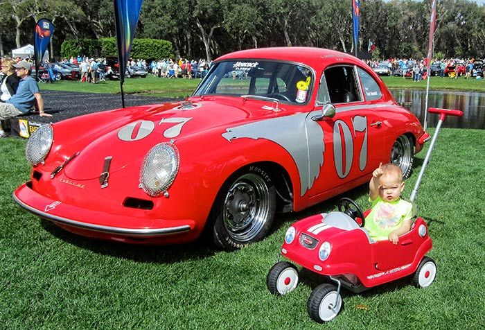 The Amelia Island Cars and Coffee is definitely a family affair, by Sandy Cotterman, Amelia Island Concours
