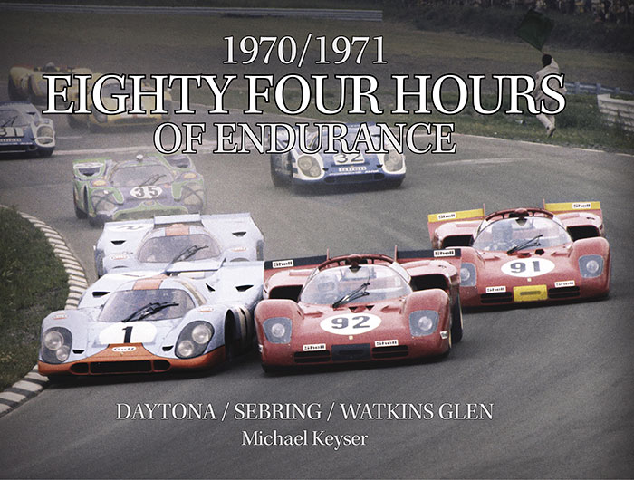 Book Review by Dom Miliano, of Michael Keyser Eighty Four Hours of Endurance