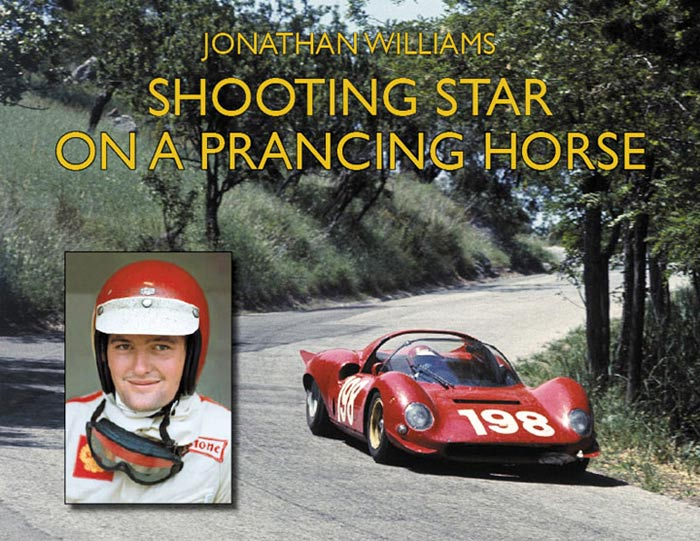 Shooting Star on a Prancing Horse, book cover, by Michael Keyser