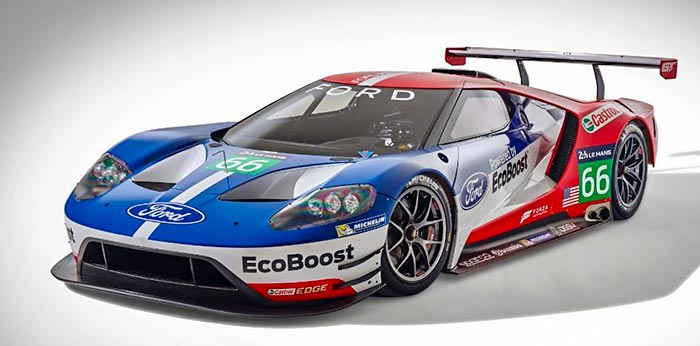 WEC Ford GT