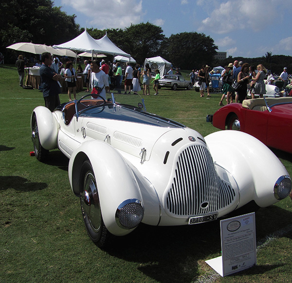 Sandy On Assignment: Concours For A Cause