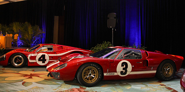 GT40s at Amelia 2013