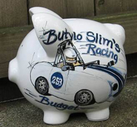 Personalized Piggy Banks from Burt Levy