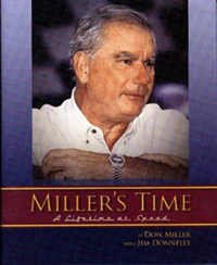 Miller's Time published by Racemaker Press
