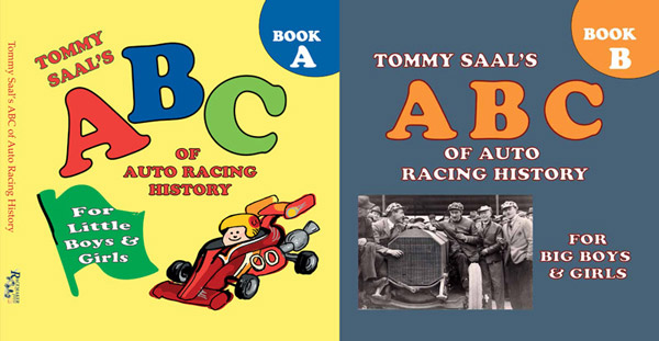 ABC of Auto Racing History by Tommy Saal