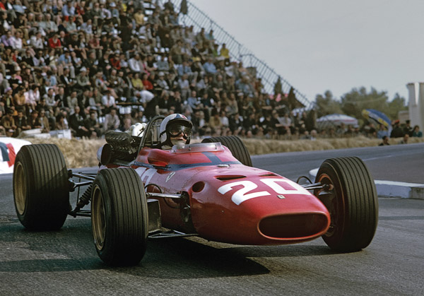 1967: Chris Amon, Scuderia Ferrari and a Year of Living Dangerously by John Julian, Monaco