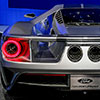 Ford GT, Rear View